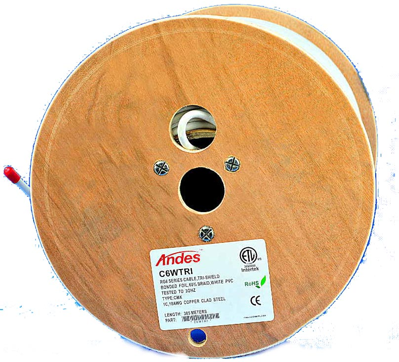 ANDES RG6 Standard Shield