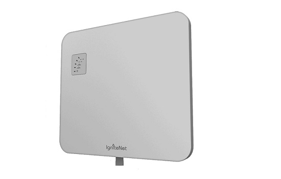 IgniteNet SS-W2-AC2600 802.11ac Wave2 Access Point