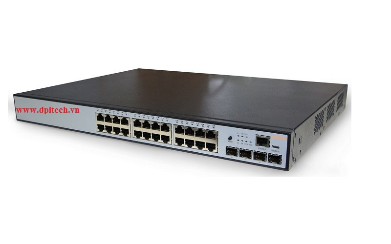 IgniteNet FNS-POE-24 Switch PoE L2 Gigabit 802.3AF/AT (24 Port)