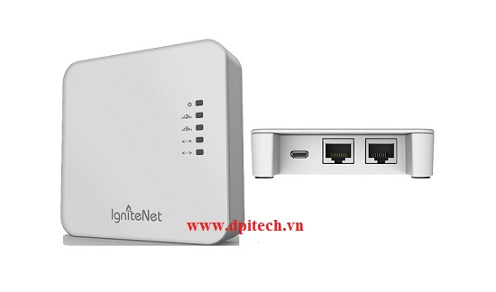 IgniteNet SP-W2M-AC1200 802.11ac Wave2 Access Point